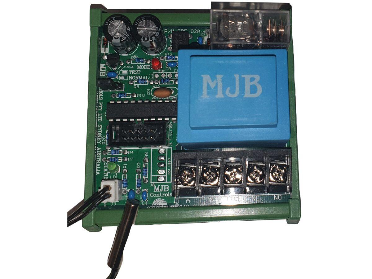 Electronic Defrost Controller 24V