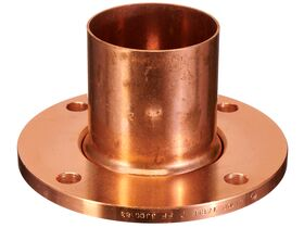 Ardent Press Flange Adaptor Table D 100mm