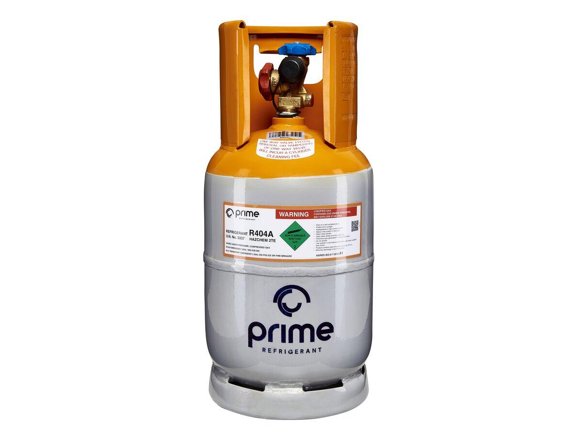 Prime Refrigerant R404A (HFC) 10kg
