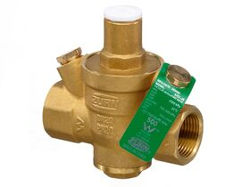 Zurn Wilkins 20mm Pressure Reduction Valve adjustable set at 500kPa