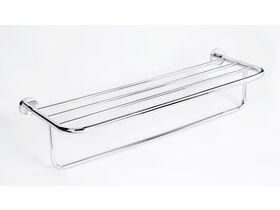Posh Solus MK2 Towel Rack Chrome