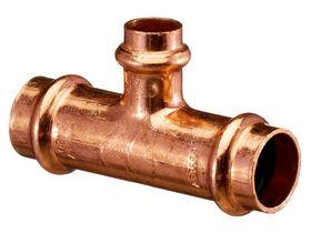 >B< Press Water Reducing Tee 20mm x 20mm x 15mm