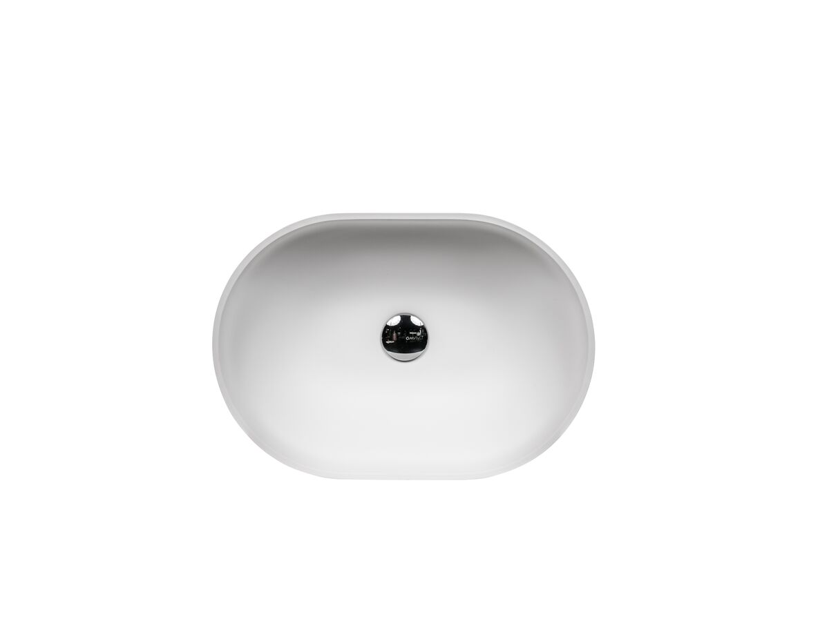 Venice 500 Semi Inset Basin Solid Surface