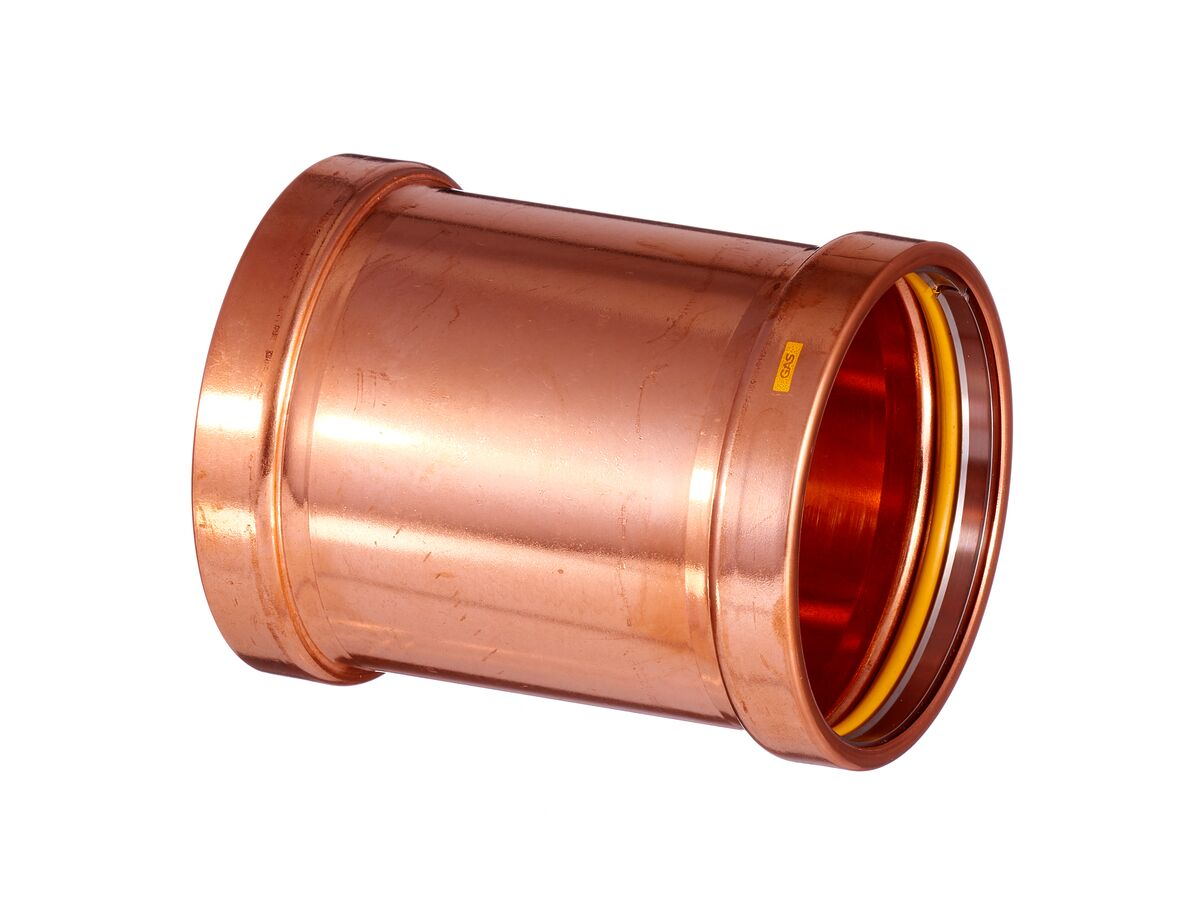 >B< Press Gas Repair Coupler 100mm