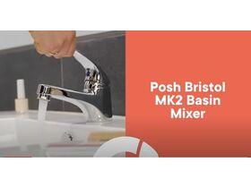 Posh Bristol MK2 Basin Mixer