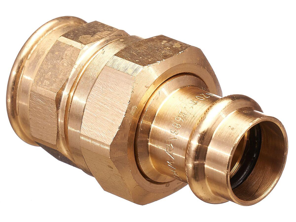 """>B< Press Water Female Union 20mm x 3/4"""" BSP"""""""