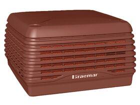Braemar Evaporative Cooler Terracotta Red