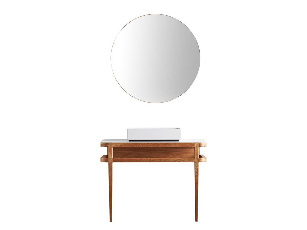 Issy Z1 Round Mirror