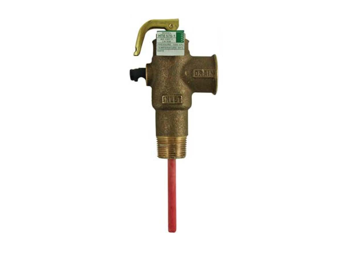 RMC Temp Relief Valve