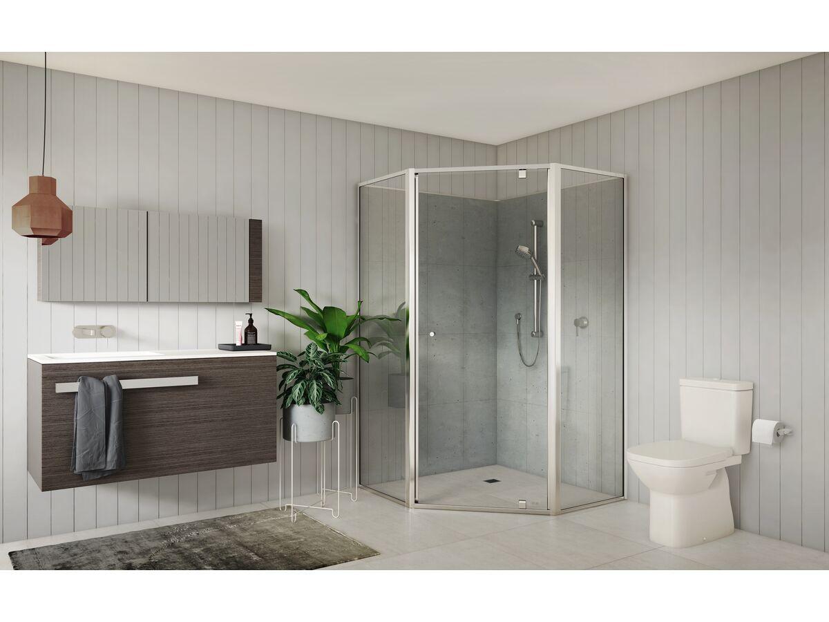 Kado Aspect Vanity Unit, Shaving Cabinet, Roca Debba Suite, Scala TRH