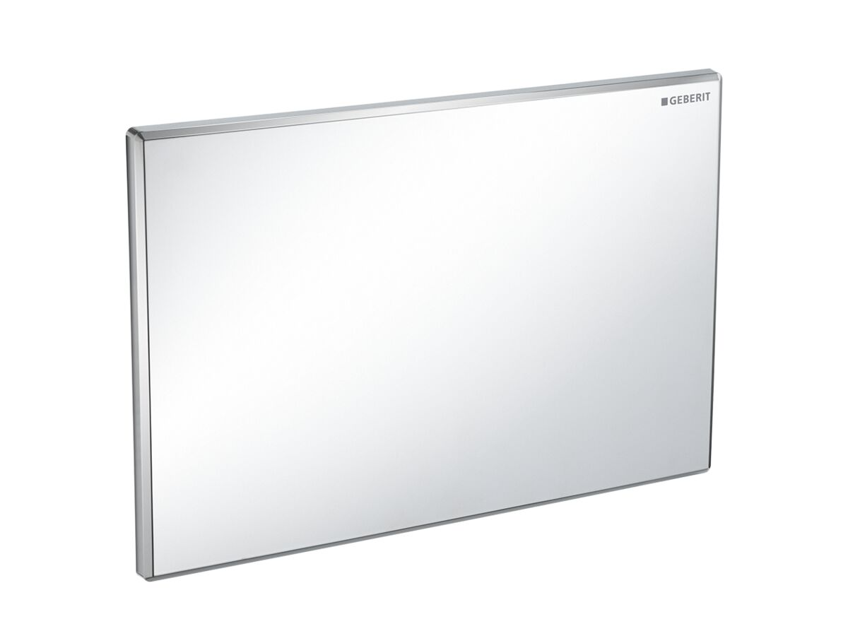 Geberit Sigma Service Cover Plate Chrome ABS