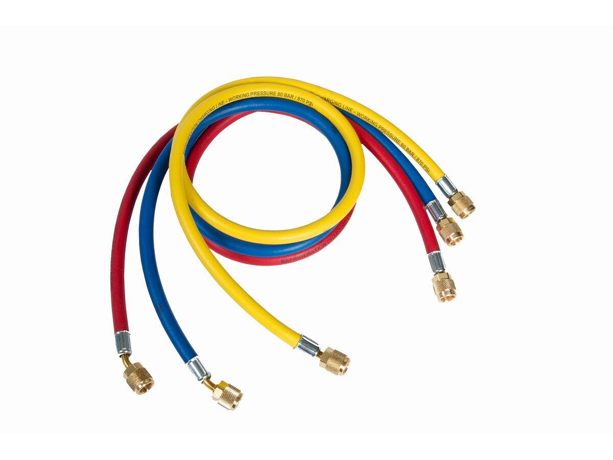 Refco R410A Charging Hose Set CCL36-1/2 20UNF