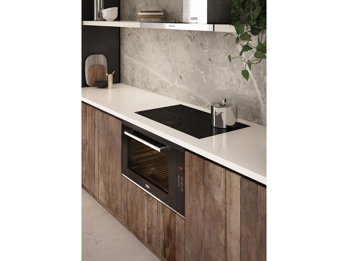 Franke Designer Oven 10 Function 90cm Black & 90cm Induction Cooktop