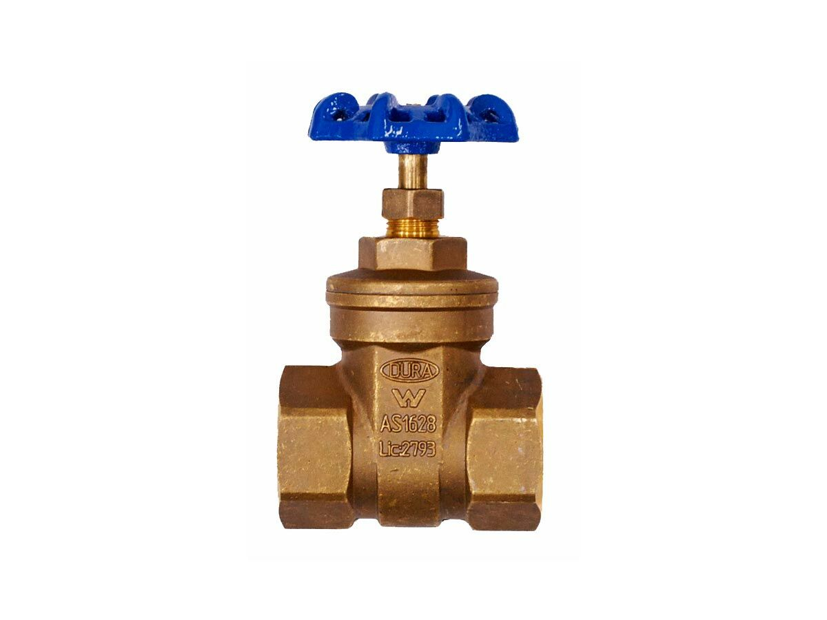 Dura Eagle Tested Gate Valve Female & Female 15mm