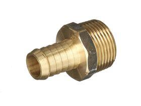 Brass Hose Barb 25Mi x 20mm Hose