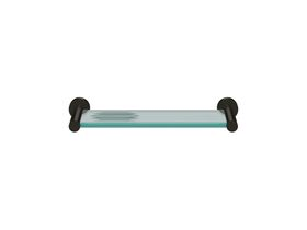 Scala Shower Shelf LUX PVD Matte Opium Black
