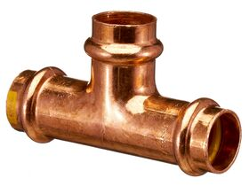 >B< Press Gas Equal Tee 20mm