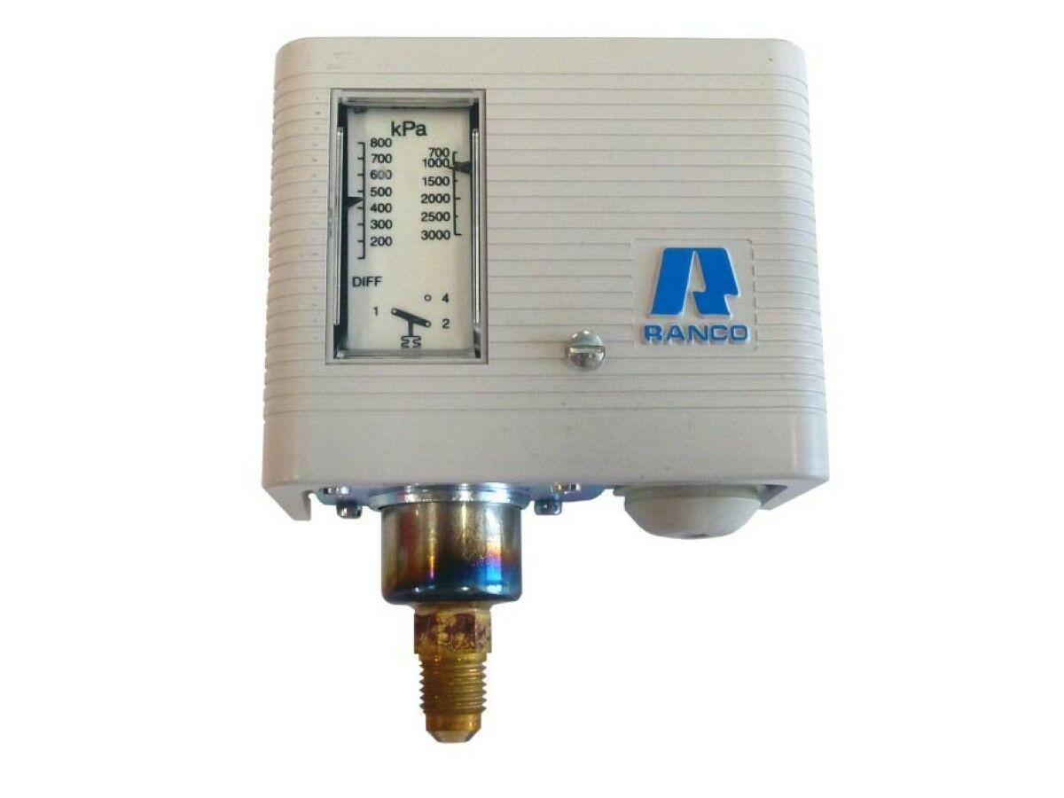 016-8750 Ranco High Pressure Control Auto Reset