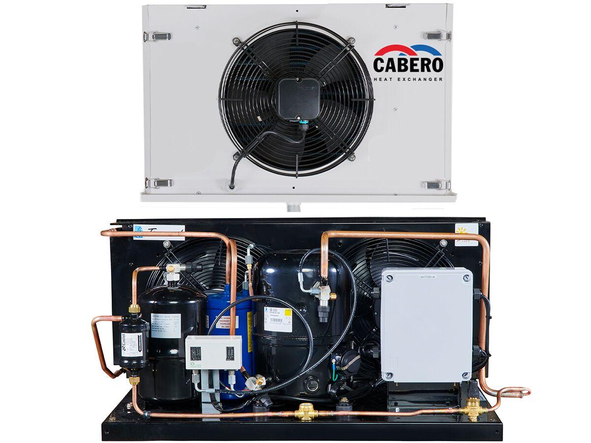 2hp 3PH Evo Unit & Cabero Combination R134A