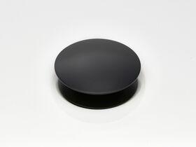 Mizu Drift Universal DN40 Dome Pop Up Plug & Waste Matte Black