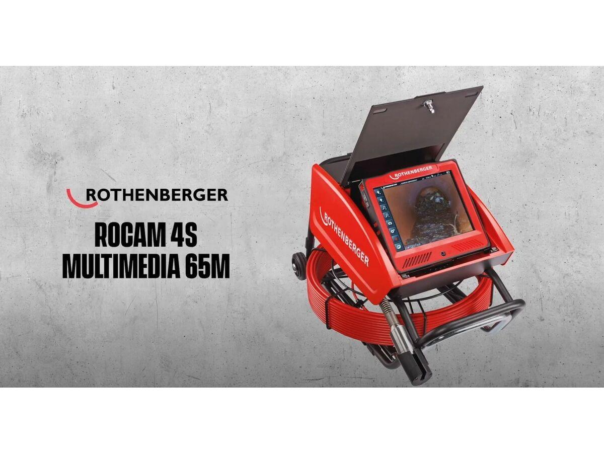 Rothenberger Rocam Video