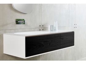 Issy Glide Wall Hung Vanity Unit