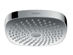 Hansgrohe Croma Select E Overhead Shower White/ Chrome (3 Star)