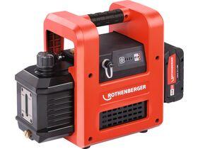 Rothenerger Roairvac R32 Battery Vacuum Pump