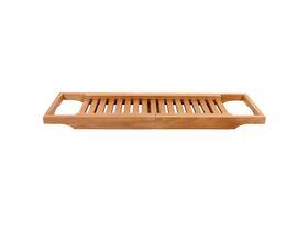 Kado Arc Adjustable Bath Rack American Solid Oak