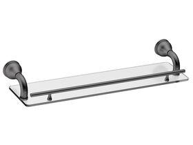 Milli Voir Shower Shelf Brushed Gunmetal