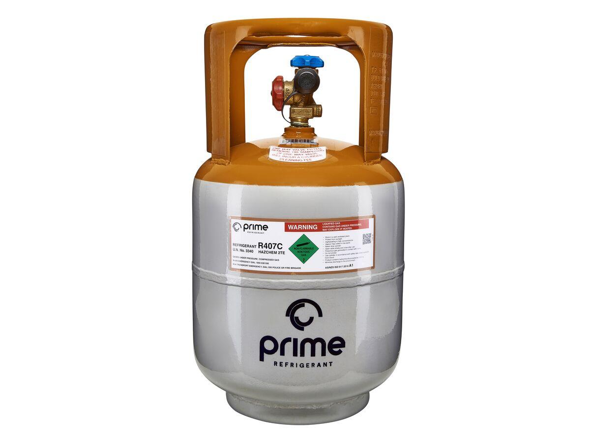 Prime Refrigerant R407C (HFC) 20kg