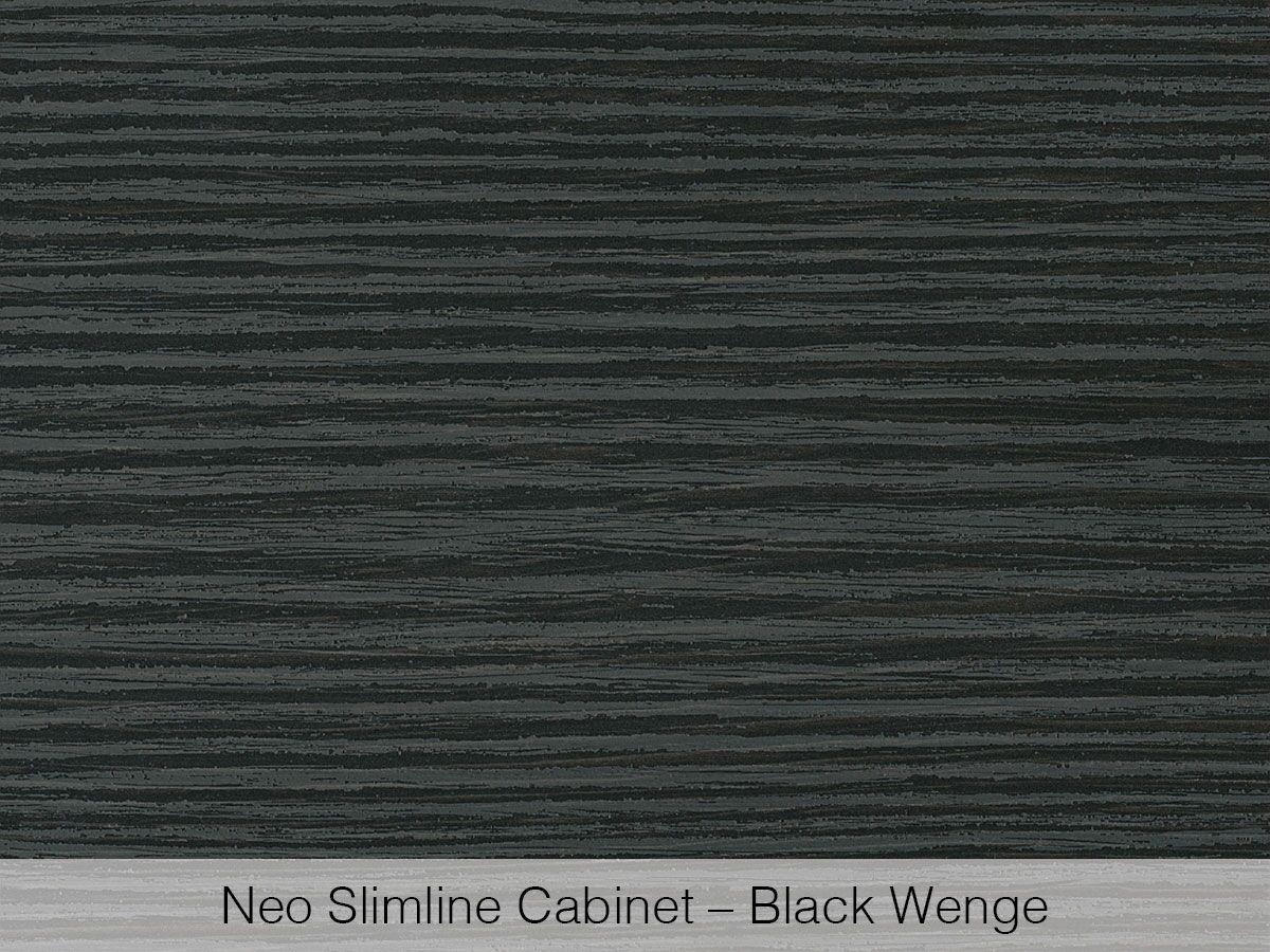 Neo Slimline Black Wenge