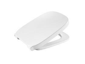 Roca Debba MK2 Soft Close Quick Release Toilet Seat White