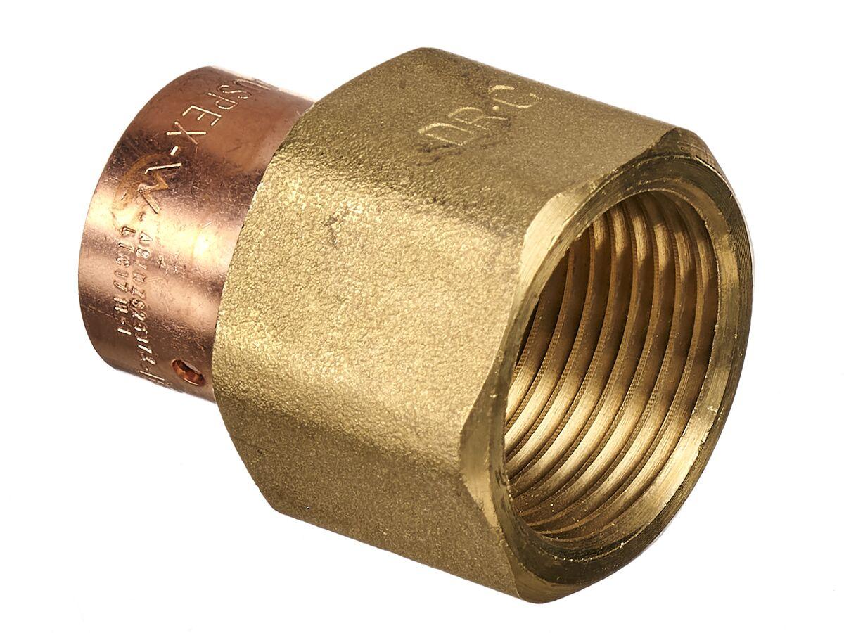 """Auspex P x Female Adaptor 20mm x 3/4"""""""""""