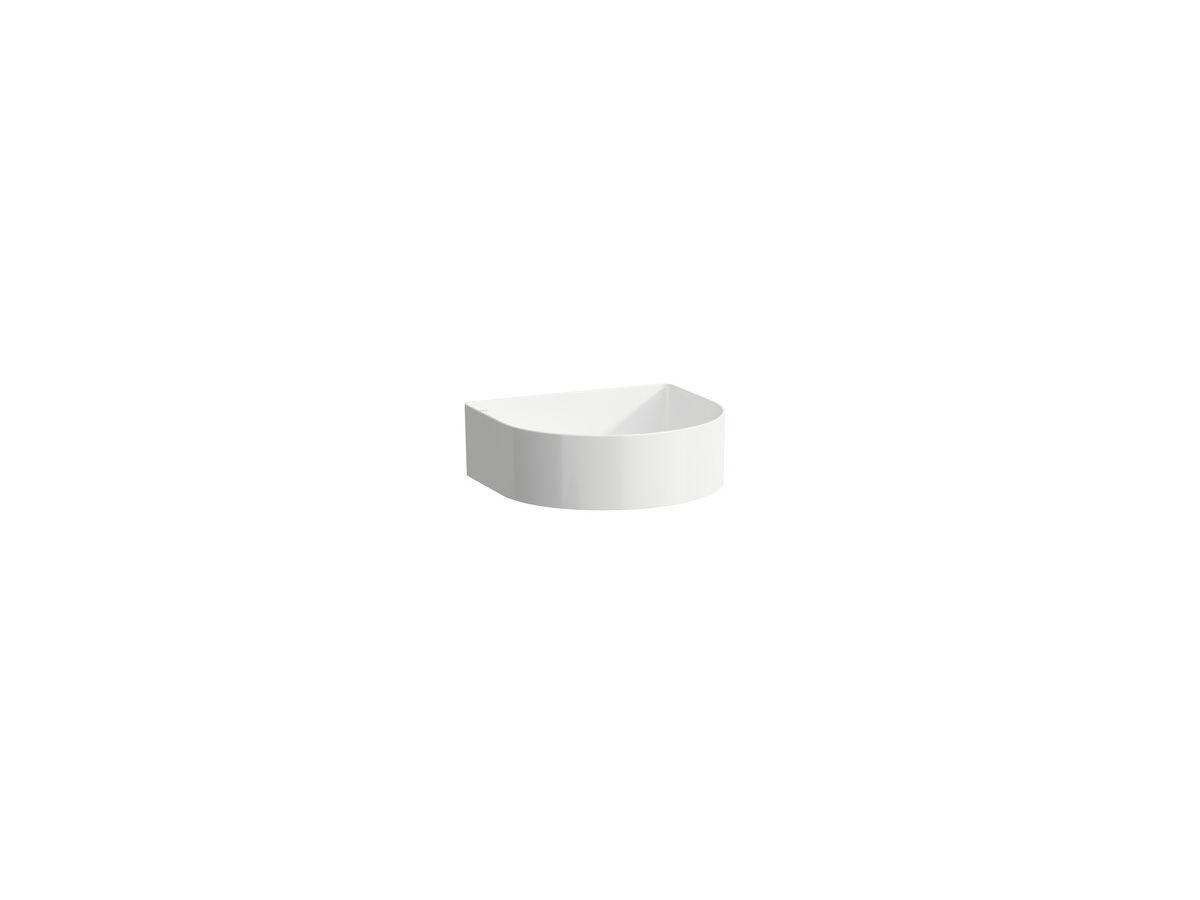 LAUFEN Sonar Counter Basin 410mm Matte White
