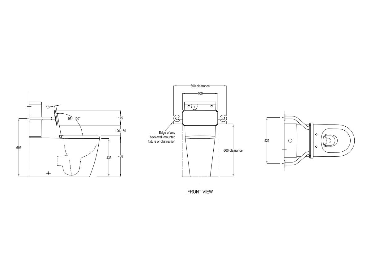 Wolfen CCBTW 800 Suite with Backrest