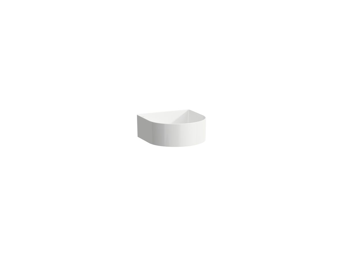 LAUFEN Sonar Above Counter Basin 340mm x 340mm White
