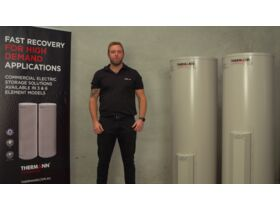 Thermann Commercial Electric Storage - HOW IT WORKS