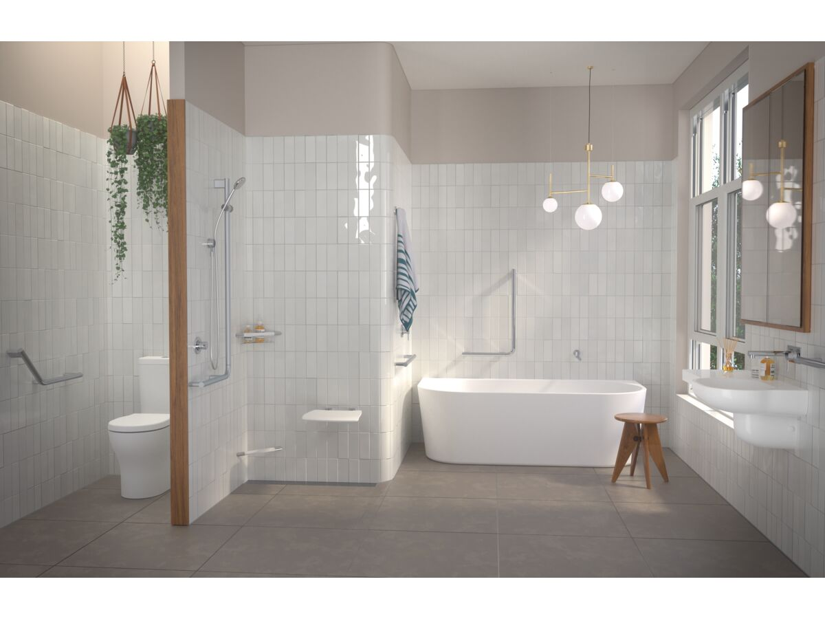 Opal Bathroom Acessories
