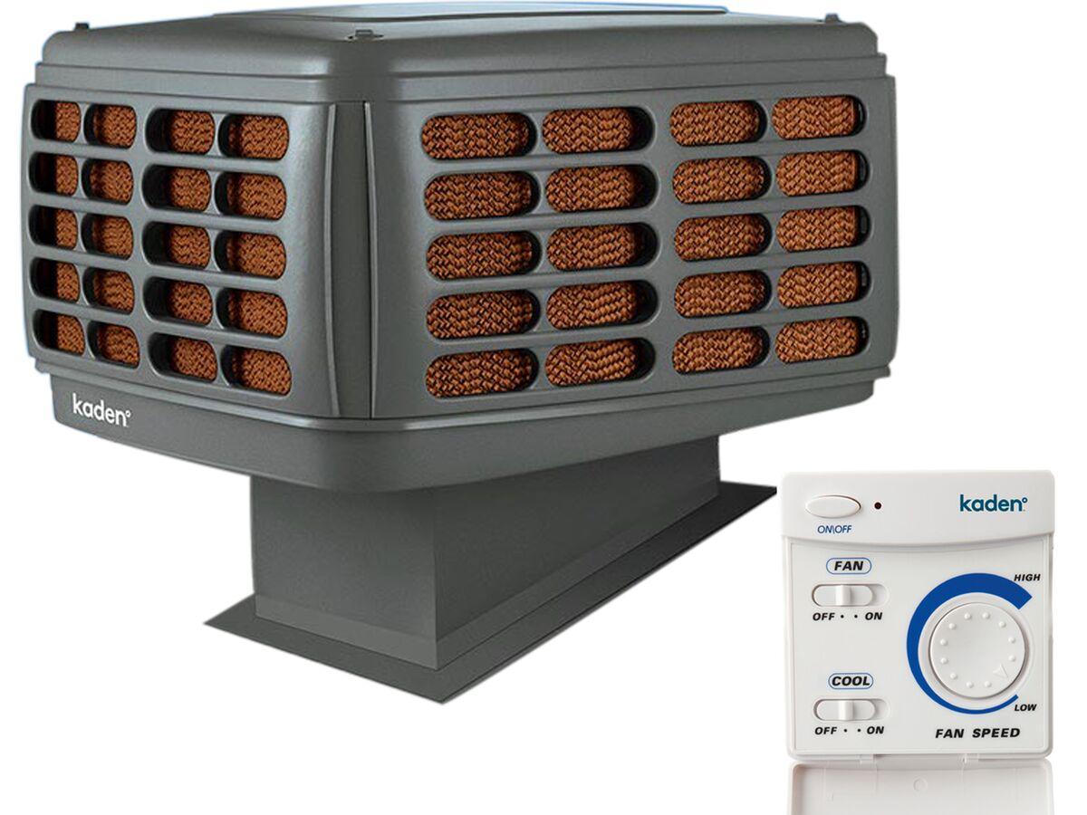 Kaden Evap Cooler Classic KC Charcoal