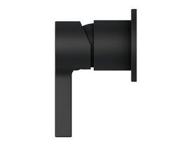 Mizu Stream Shower Mixer Matte Black