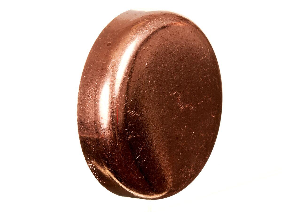 Cap - Copper Fab 80mm