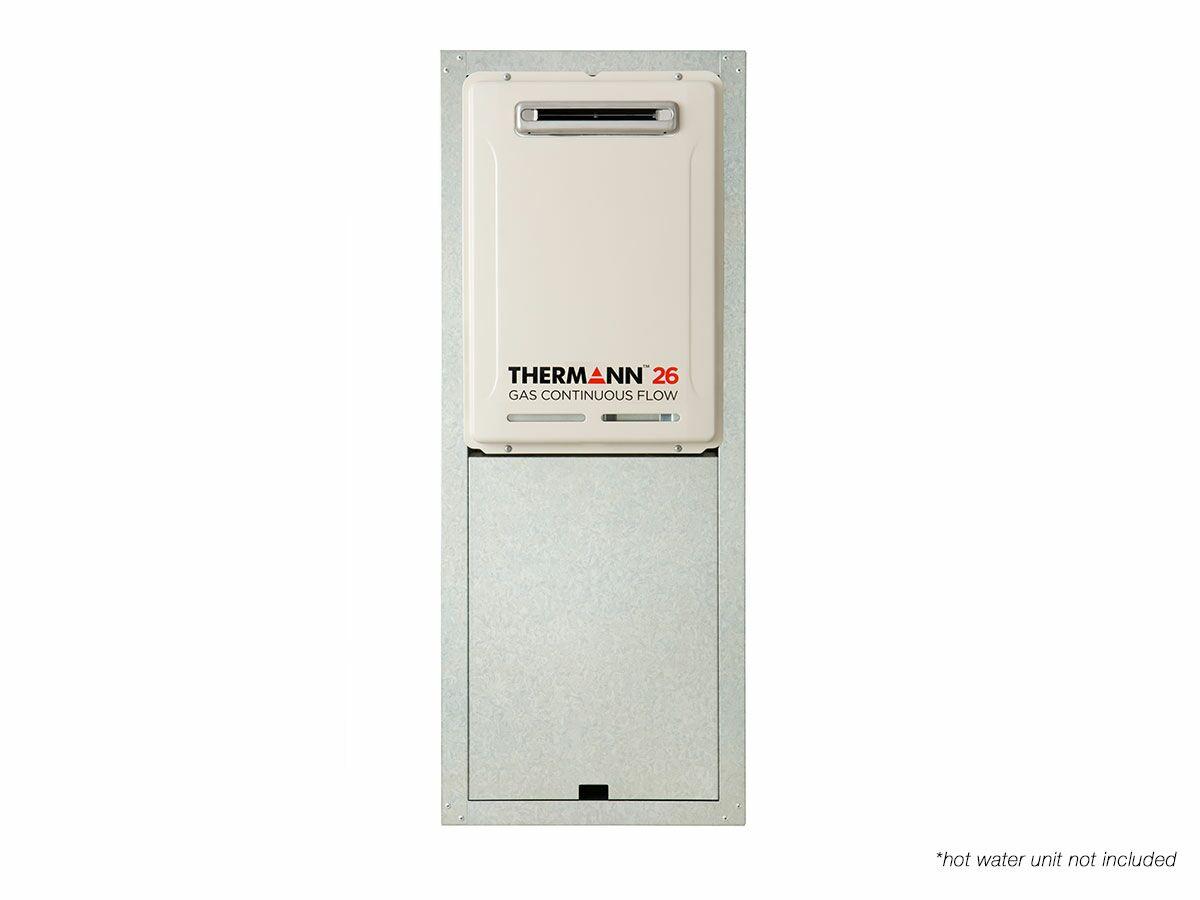 Thermann Semi-Recess Box Galvanised