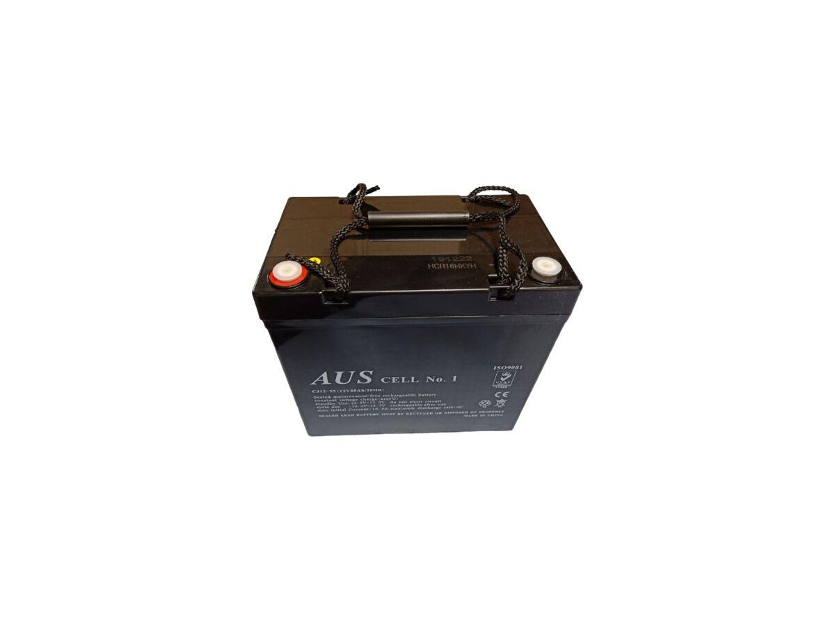 55AH 12VDC Lead Acid Battery