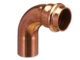 >B< Press Water Elbow Male & Female 90 Degree x 25mm