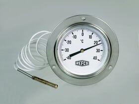 Refco 100mm Thermometer -40+40C F84-100MM-FA