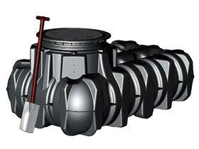 Graf Platin Tank (CAR) & Filter Package