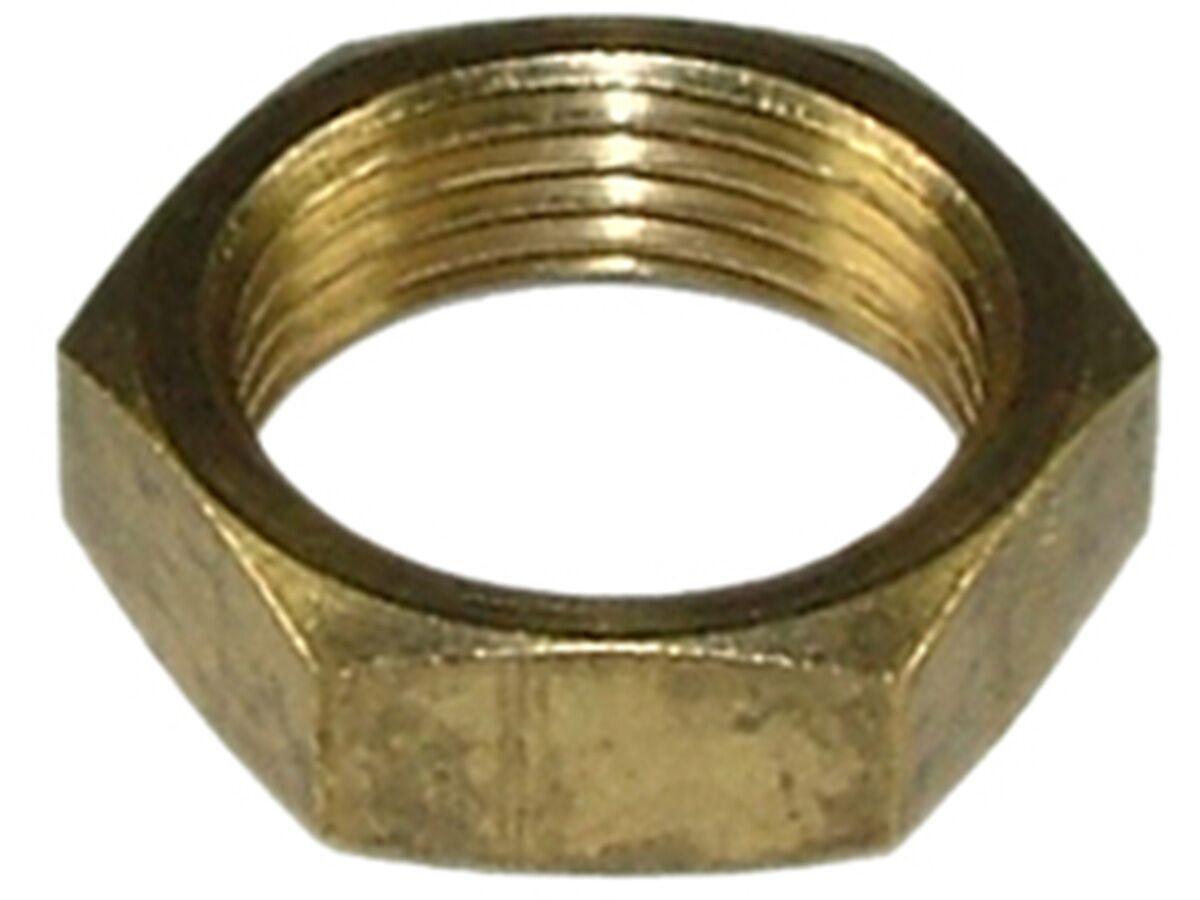 Brass Backnut Standard Flange