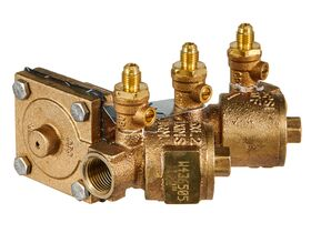 Wilkins RPZD with Lockable Ball Valve Y-Strainer & Unions 15mm