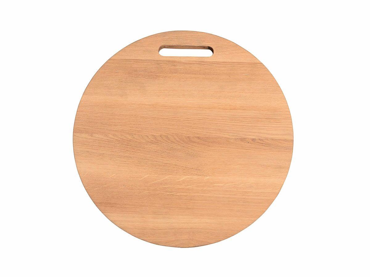 Posh Solus Sink Pack Round Chopping Board